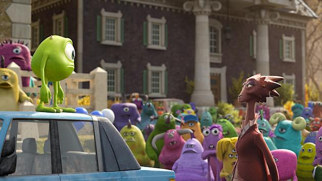 'Monsters University'