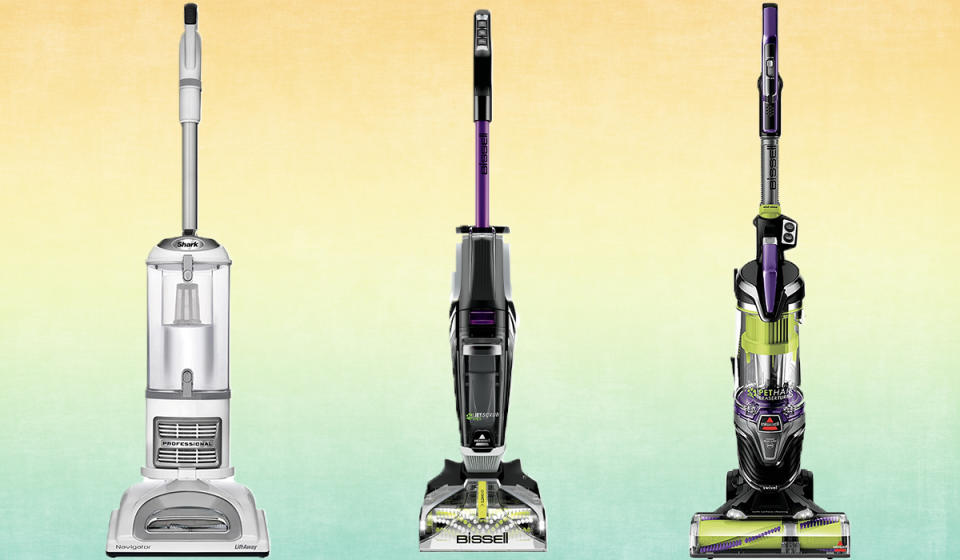 Now's the moment to clean-up: Snag your dream vac with an amazing Prime Day discount. (Photo: Amazon)