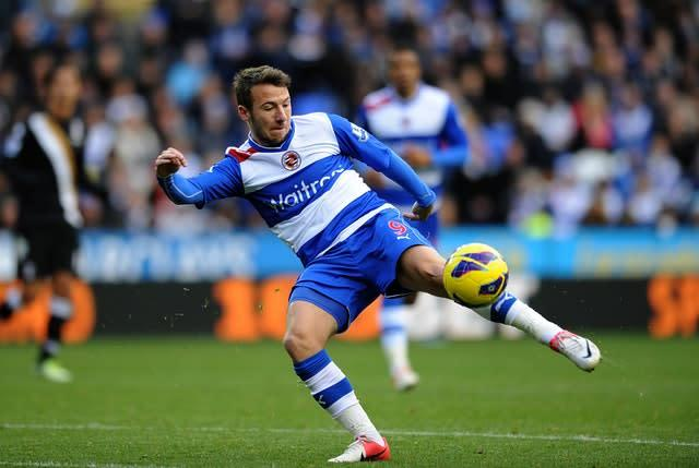 Adam Le Fondre won Premier League player of the month in January 2013 when at Reading (Andrew Matthews/PA)