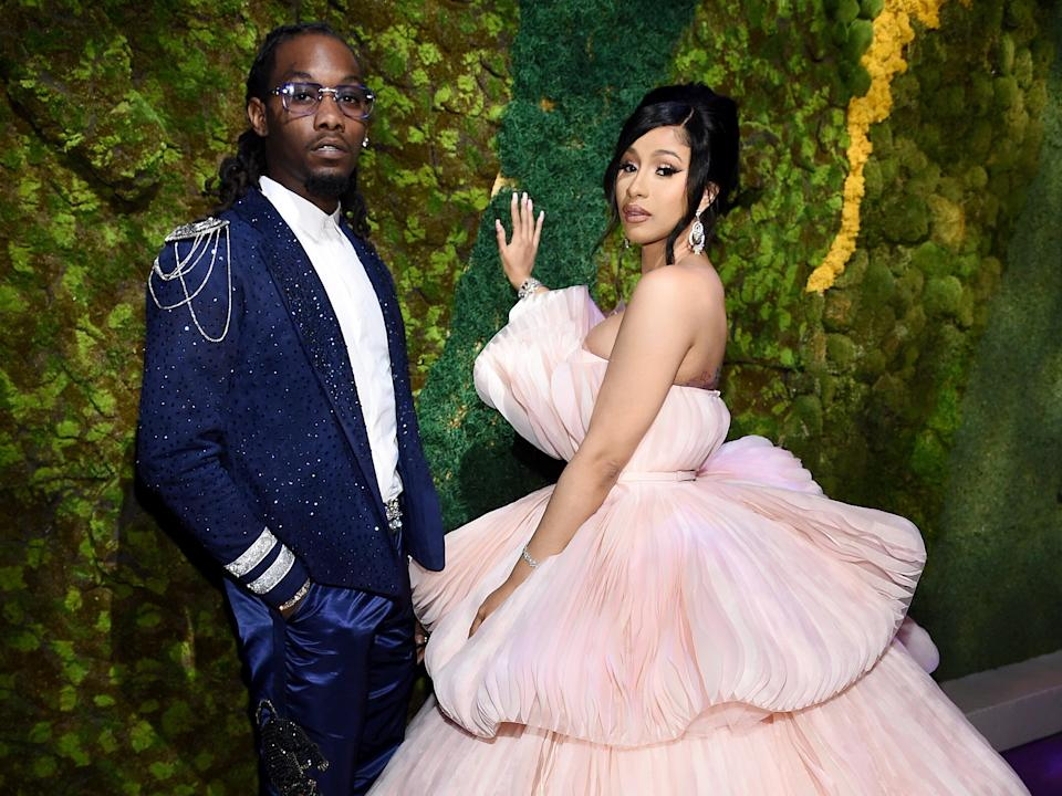 Cardi B opens up about divorce from Offset (Getty Images for Diamond Ball)