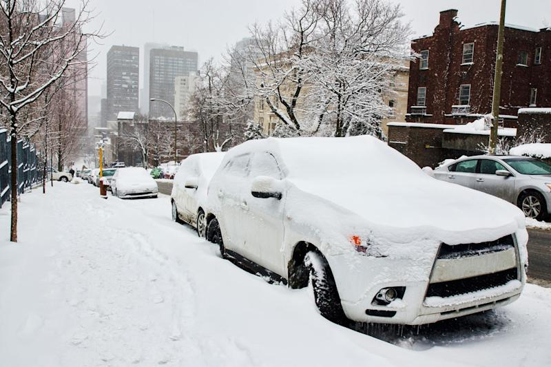 The east coast blizzard caused an epic malware storm, according to Enigma Software