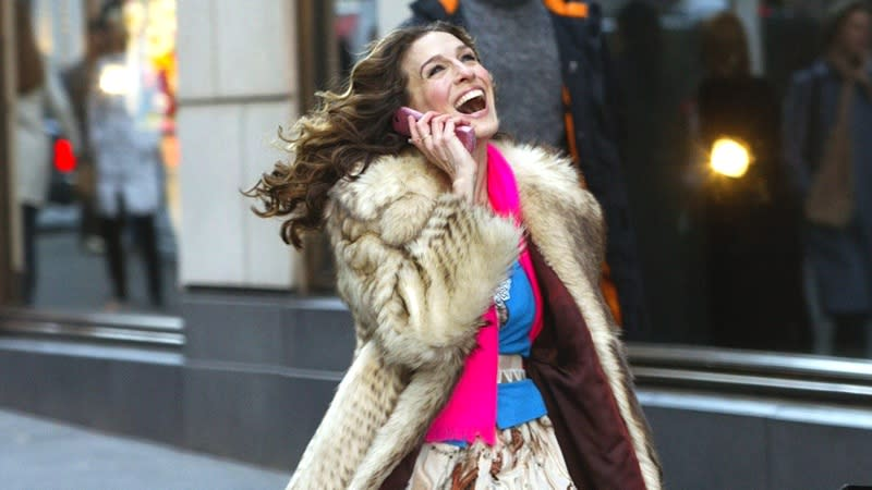 Sarah Jessica Parker Recreated Carrie Bradshaw's Mismatched Heels & They're Almost Sold Out