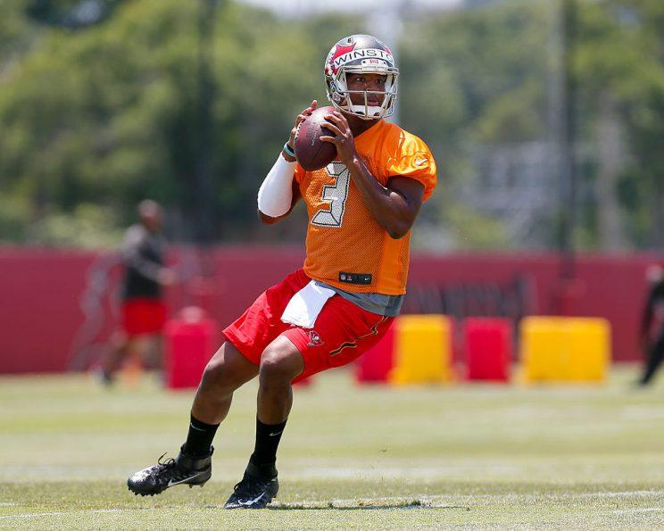 Jameis Winston (Photo by Don Juan Moore/Getty Images)