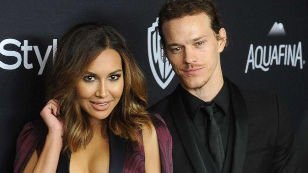 PHOTO: Naya Rivera and husband Ryan Dorsey arrive at the 2016 InStyle And Warner Bros. 73rd Annual Golden Globe Awards Post-Party at The Beverly Hilton Hotel, Jan. 10, 2016 in Beverly Hills, Calif. (Gregg DeGuire/Getty Images)