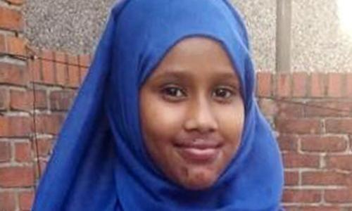 Shukri Abdi was 12 years old when she drowned in a river in Bury (MEN Media)