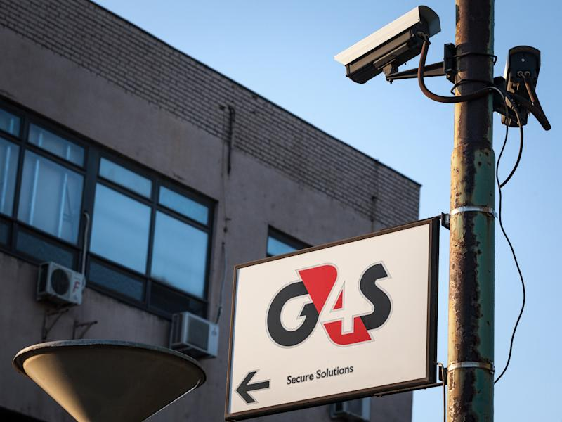 GardaWorld's offer of 190 pence-per-share is unchanged from when it first approached G4S in September. Photo: Getty