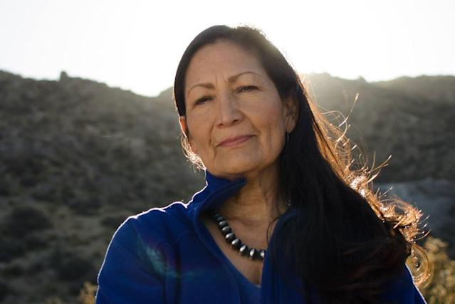 Deb Haaland (Photo: via Facebook)