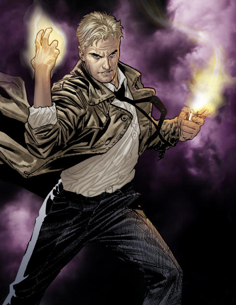 Adaptations Of Spanish Drama 'Mysteries Of Laura', DC Comic 'Constantine' Get NBC Pilot Orders