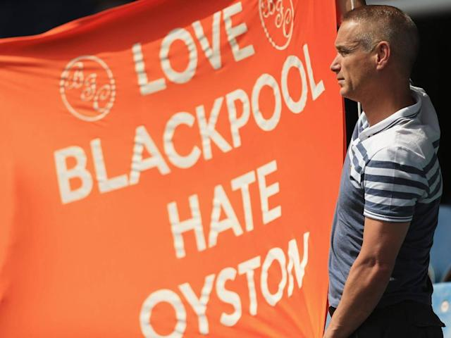 Blackpool fans have endured a long battle with the club's owners (Getty)