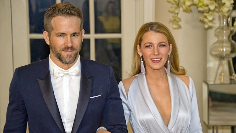044d2eba Blake Lively Spills on Filming Sex Scenes While Being Married to Ryan  Reynolds