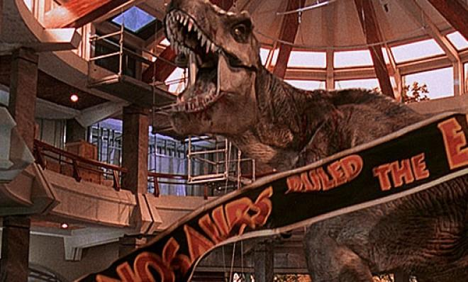 Is Jurassic Park 4 going extinct?