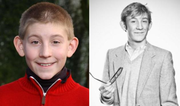 Dewey From Malcolm In The Middle Then And Now