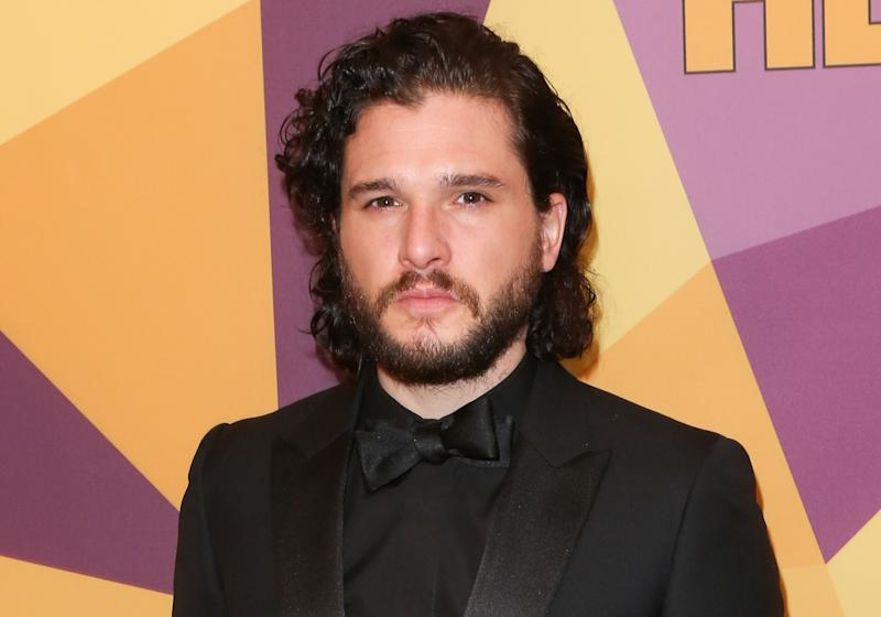 Kit Harington Has Been 'Quite Emotional' About the Game of Thrones Ending All Week