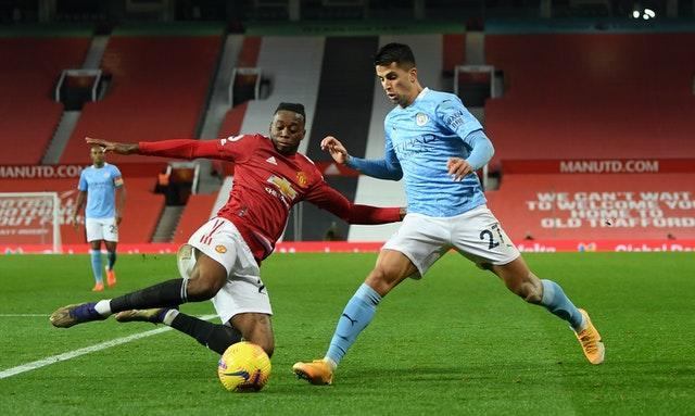 Manchester United fought out a 0-0 draw with Manchester City on Saturday