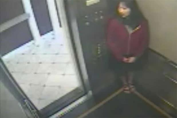 Elisa Lam Cecil Elevator video