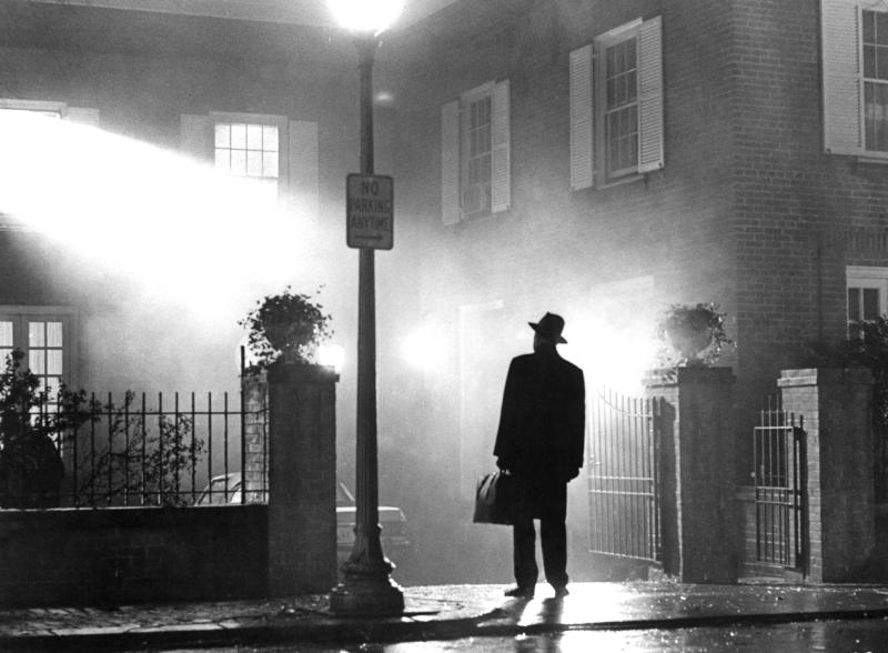 Max von Sydow in 'The Exorcist' (Photo: Warner Bros./Courtesy: Everett Collection)