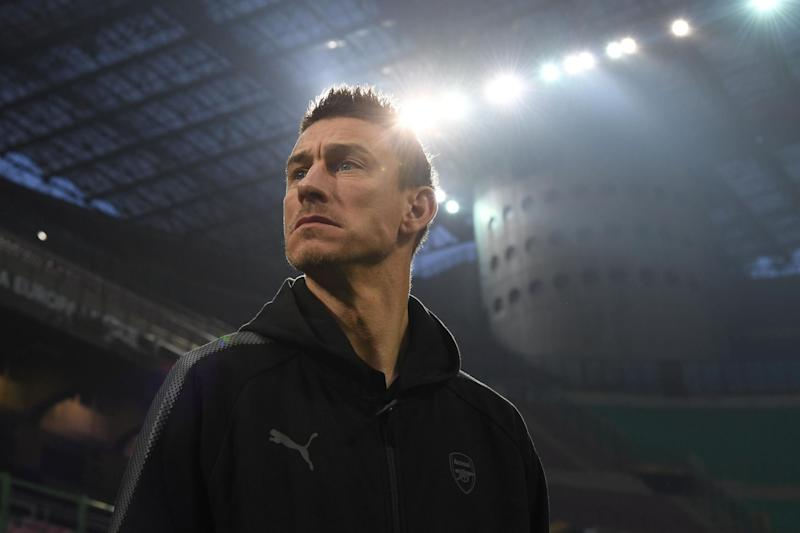 Koscielny has called for more 'positive voices' at the club: Arsenal FC via Getty Images
