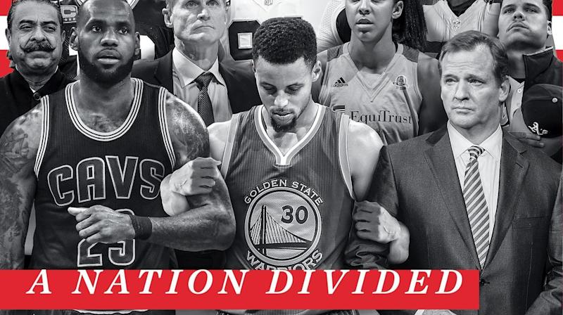 Sports Illustrated Cover Makes Powerful Show Of Unity