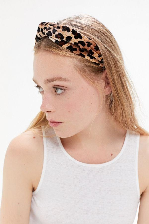 <p>This adorable <span>Top Knot Headband</span> ($14) comes in so many colors!</p>