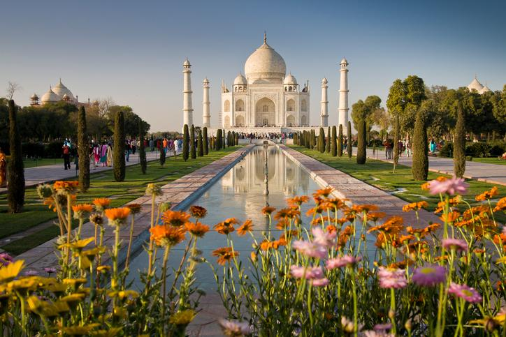 <p>Agra, conveniently located near Delhi, is one of the top places for any romantic couple, thanks to the Taj Mahal. It has also been acknowledged as the most popular LGBT-friendly destination in India. </p>