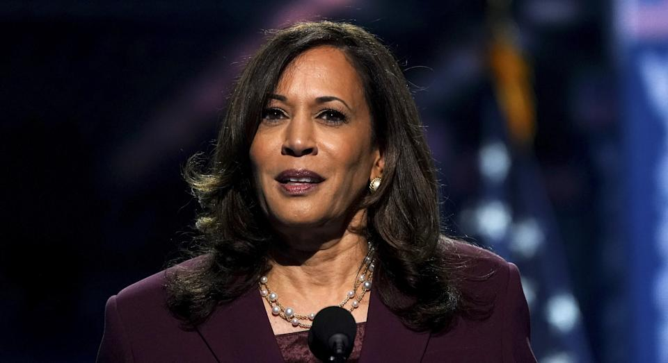 Kamala Harris graduated from Howard University in 1986. (Getty Images)