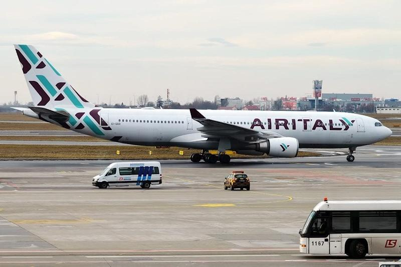 Tiny Air Italy Pushes Back on Big U.S. Carriers That Say It Competes Unfairly