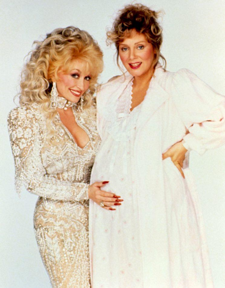 Dolly Parton and Smart in Season 4's