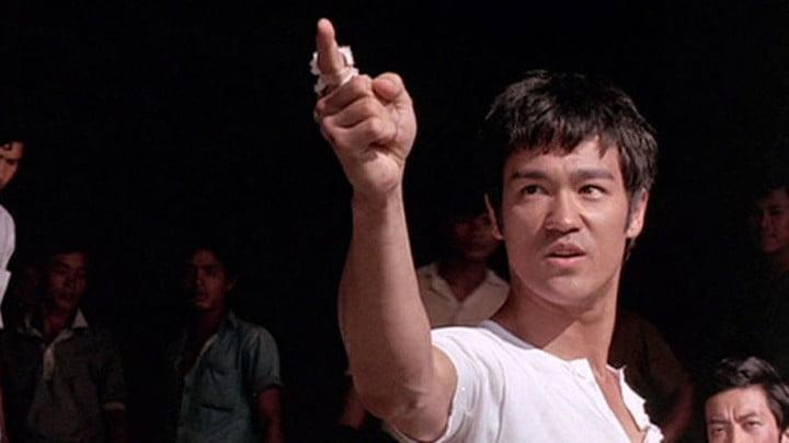 Bruce Lee en Fists of Fury