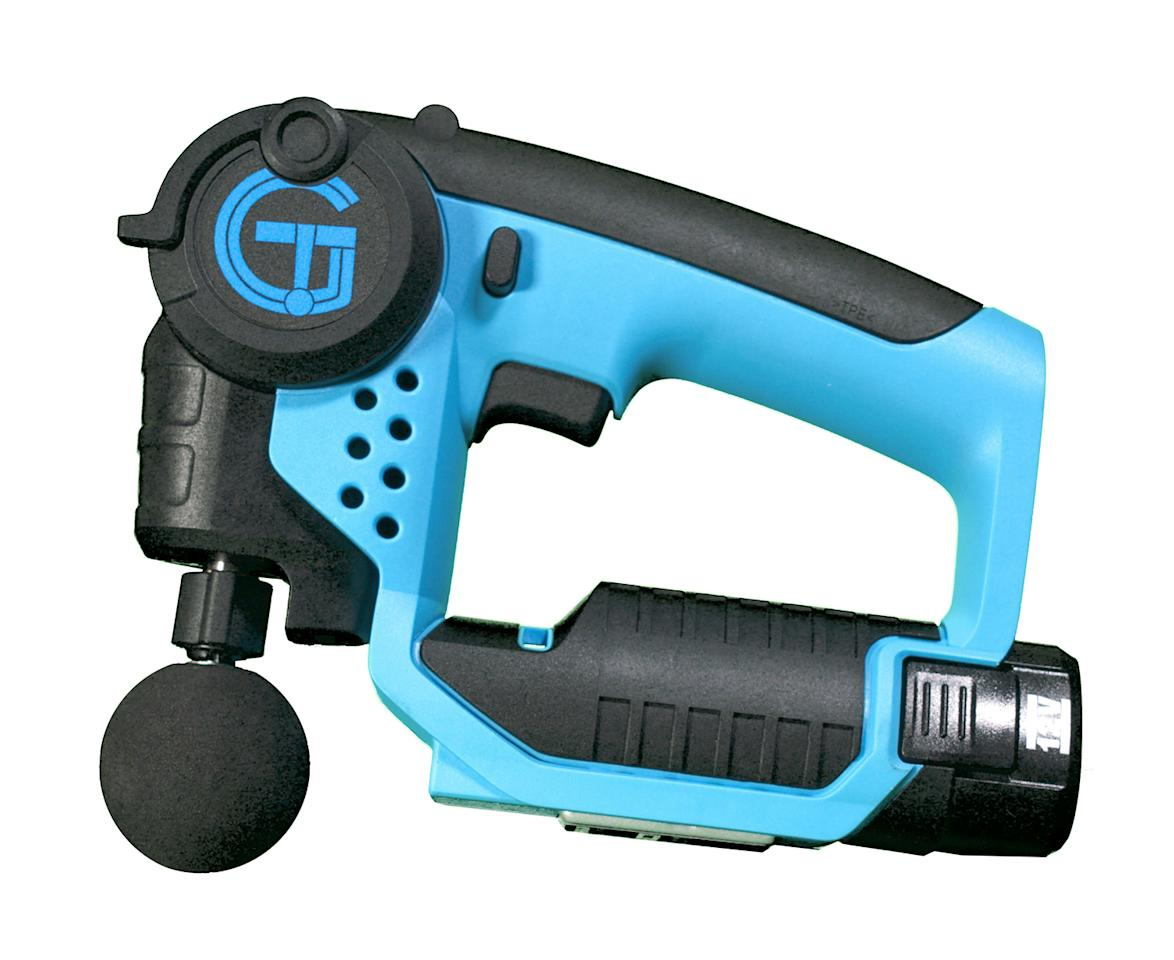 """<p>The TheraGun looks kind of like a power tool, but it's actually a powerful massager that delivers stimulating and pain-relieving deep tissue and muscle vibration therapy. Originally designed for physical therapists and chiropractors to help patients suffering from injuries and chronic pain, its appeal quickly spread to professional sports teams, trainers, and basically anyone who tried it. It's relaxing, it helps muscles recover from a workout, soreness, or tightness, and it just feels good. Like having a personal masseuse at your fingertips 24/7. <a rel=""""nofollow"""" href=""""https://theragun.com/collections/all-products/products/g1"""">$599</a> (Courtesy TheraGun) </p>"""