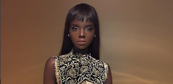 Duckie Thot looks like a real life Barbie, and the Internet is obsessed. (Photo: Instagram/duckieofficial)