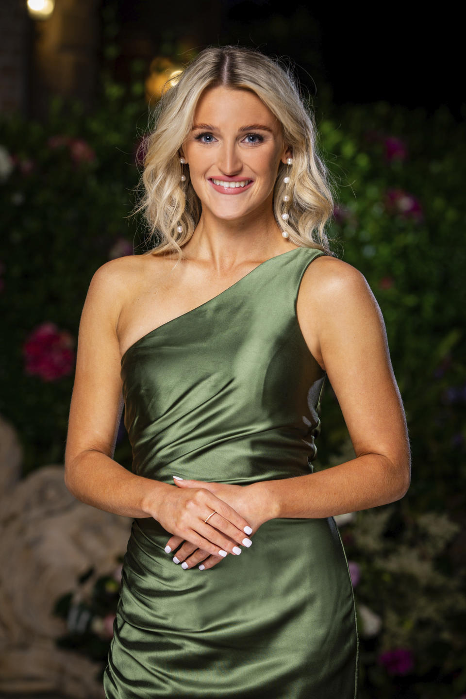 The Bachelor 2021 contestant Lily.