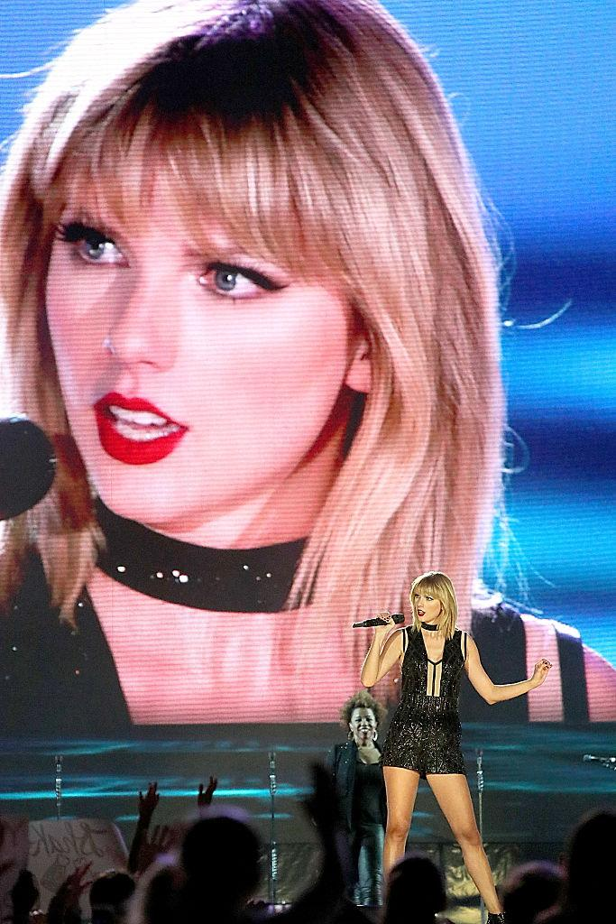Taylor Swift Performs At Circuit Of The Americas (Photo: Getty Images)