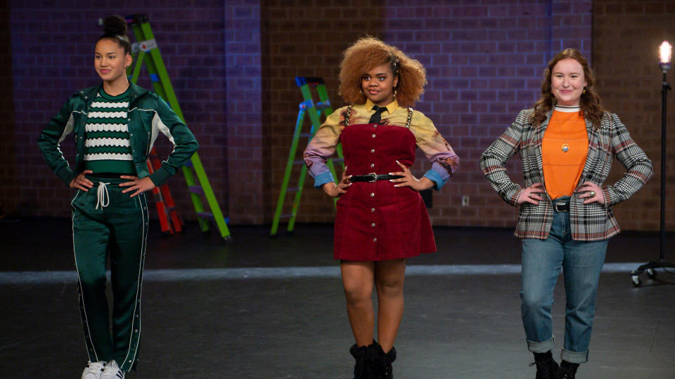 'High School Musical: The Musical: The Series'. (Credit: Fred Hayes/Disney)