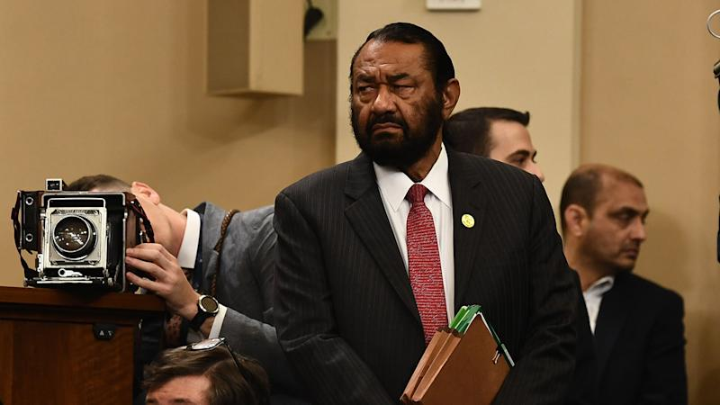 Al Green Wants Trump's 'Racism' In Articles Of Impeachment