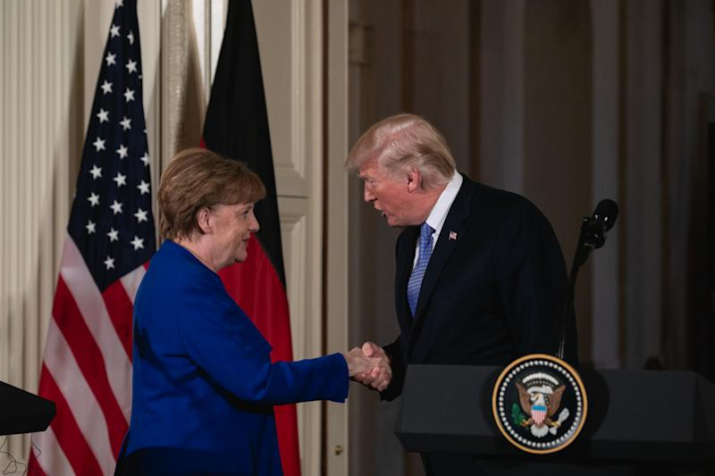 The US should break the German lock on the European economy