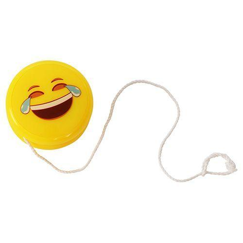 """<p><strong><em>8-pack Emoji Faces Light-Up Yo-Yos, $11</em></strong> <a class=""""link rapid-noclick-resp"""" href=""""https://www.amazon.com/Emoji-Universe-Yo-Yos-8-Pack-Collection/dp/B01CKUVWW2/?tag=syn-yahoo-20&ascsubtag=%5Bartid%7C10050.g.35033504%5Bsrc%7Cyahoo-us"""" rel=""""nofollow noopener"""" target=""""_blank"""" data-ylk=""""slk:BUY NOW"""">BUY NOW</a></p><p>Possibly originating as far back as 500 B.C., the yo-yo is essentially an axle connected to two disks, with a length of string looped around the axle. The simple design has held up for centuries, providing endless entertainment for those who take the time to master it.</p>"""