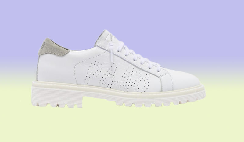 These lug-sole sneakers are sure to fetch all the compliments. (Photo: Nordstrom Rack)