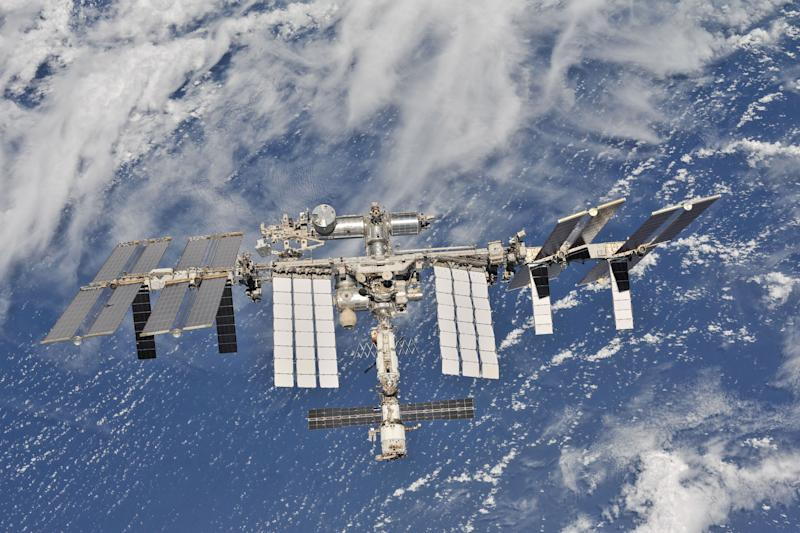 The International Space Station Is Open for Commercial Business in Orbit""