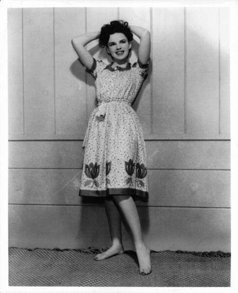 <p>After years of hard work (and a lot of pushing from her mother), Judy became a solo act, signing with MGM at just 13 years old. </p>