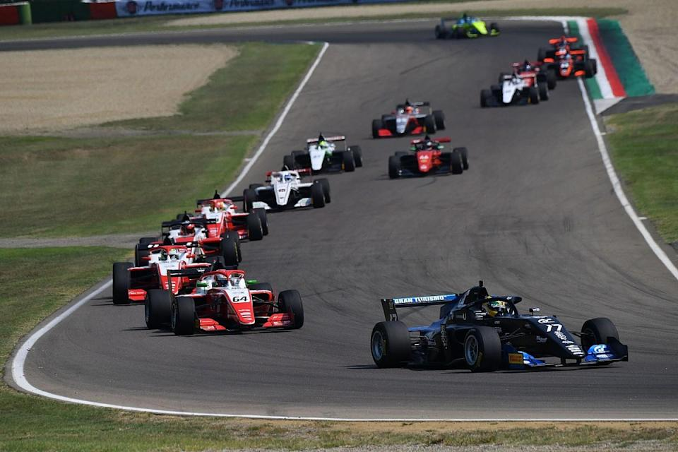 Formula Regional merges with Eurocup for 2021
