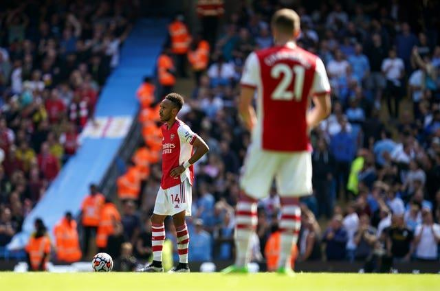 The Gunners have endured a miserable start to the season