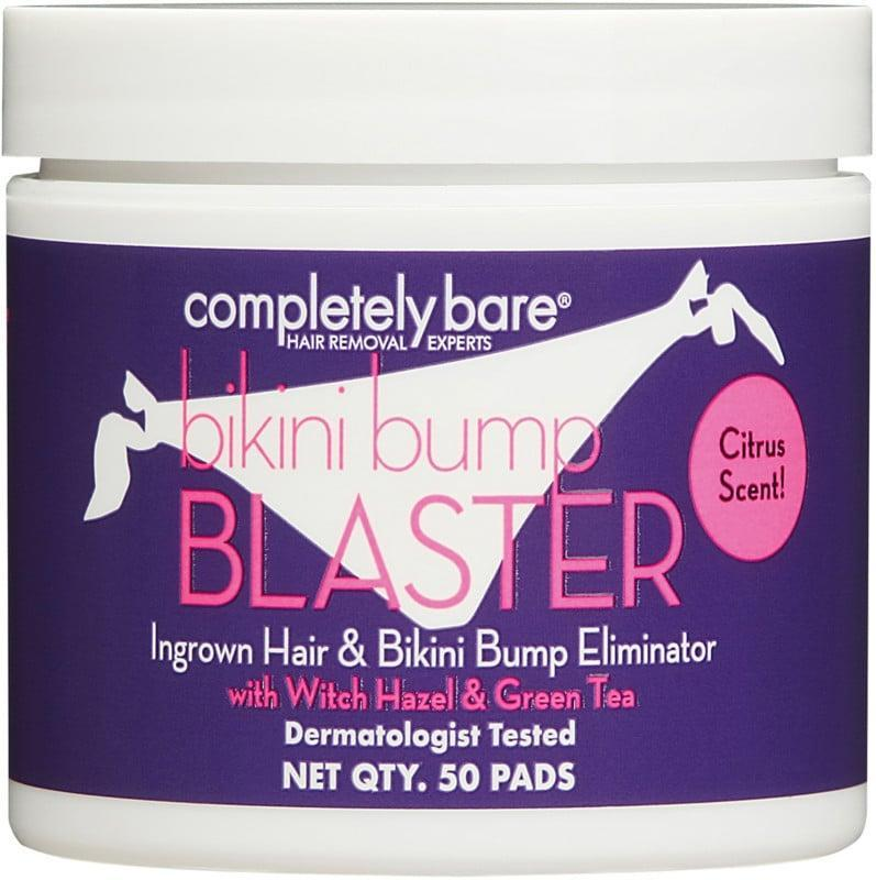 <p>Get summer ready with the <span>Completely Bare Bikini Bump Blaster Ingrown Hair &amp; Bikini Bump Eliminator</span> ($9, originally $11). It's perfect for targeting ingrowns and soothing irritation around your bikini area, under arms, and where ever else it's needed. </p>