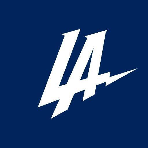 The Los Angeles Chargers' new logo. (Team Twitter account)