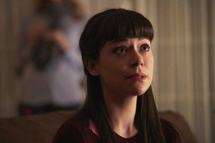 Tatiana Maslany as Alison Hendrix in BBC America's Orphan Black/i>. (Photo Credit: BBC America)