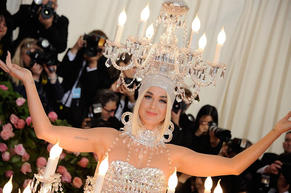 Katy Perry Revealed The Look She Would Ve Worn To The 2020 Met Gala And It S Oh So Madonna