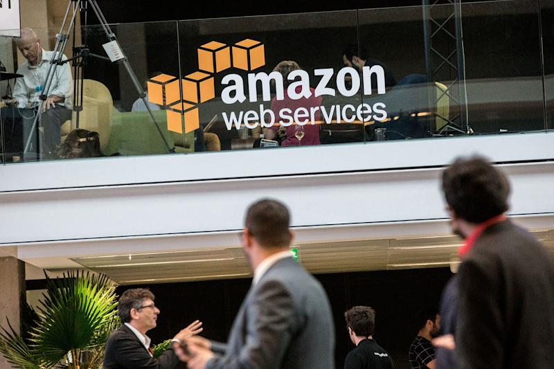 Amazon is moving into blockchain with a new partnership