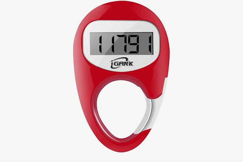 iGank Simple Walking Pedometer