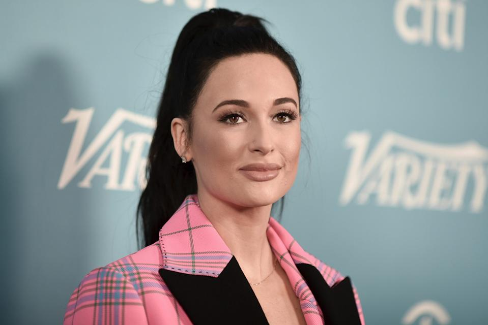 Kacey Musgraves attends the 2019 Variety's Hitmakers Brunch at Soho House on December 7, 2019, in West Hollywood, California.