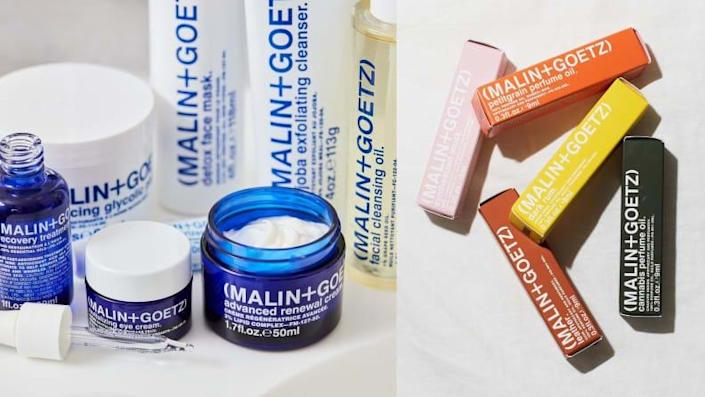 Malin and Goetz makes products that are perfect for those with sensitive skin.
