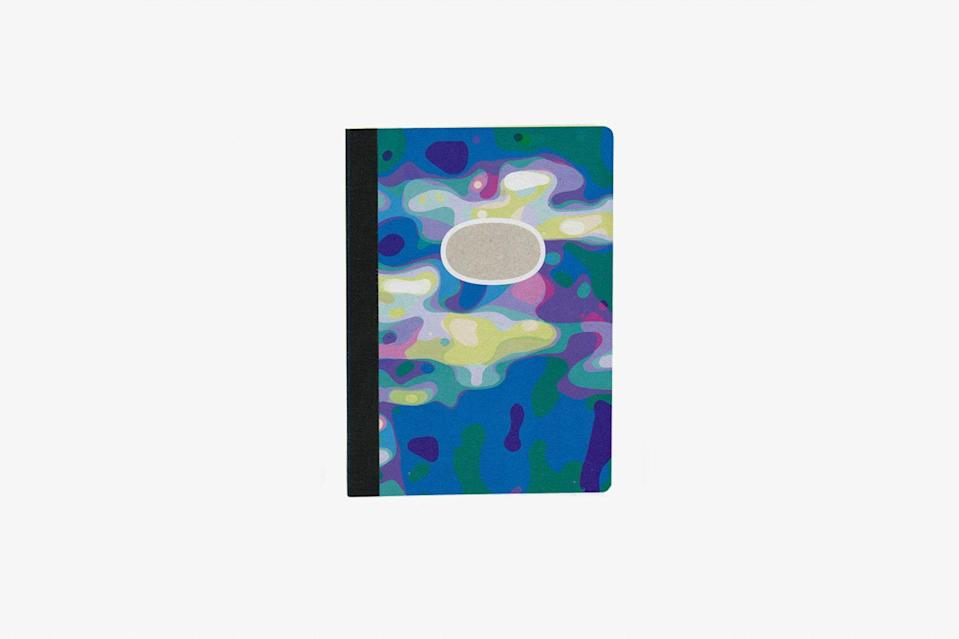 """French stationary brand Papier Tigre has developed a dedicated following thanks to its bright colors and playful patterns. A riff on Claude Monet's <em>Les Nymphéas</em> as part of a collaboration with Paris's <a href=""""https://www.cntraveler.com/activities/musee-de-lorangerie?mbid=synd_yahoo_rss"""" rel=""""nofollow noopener"""" target=""""_blank"""" data-ylk=""""slk:Musée de l'Orangerie"""" class=""""link rapid-noclick-resp"""">Musée de l'Orangerie</a>, tote this notebook along on your next museum visit. $12, Papier Tigre. <a href=""""https://www.papiertigre.fr/en/a5-notebook/622-a5-notebook-nympheas-1.html"""" rel=""""nofollow noopener"""" target=""""_blank"""" data-ylk=""""slk:Get it now!"""" class=""""link rapid-noclick-resp"""">Get it now!</a>"""